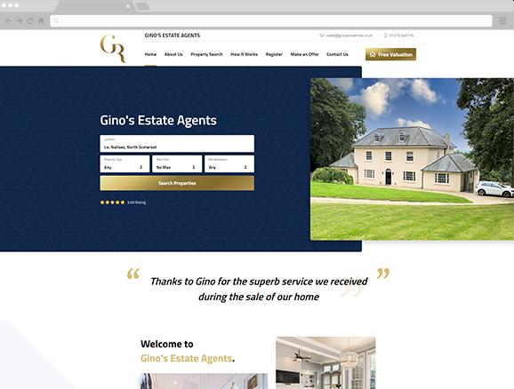 Ginos Estate Agents