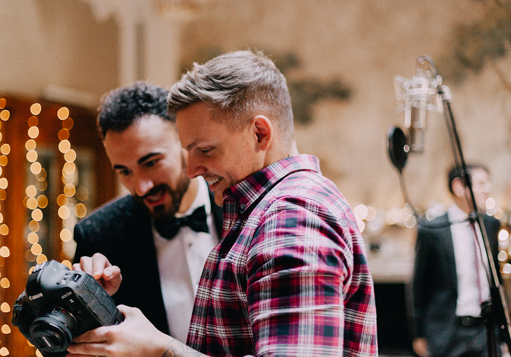 Top 5 Reasons to Hire a Videographer for your Next Event